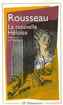 Julie ou la nouvelle Héloïse par Rousseau