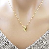 Australian Koala Bear Charm Necklace Pendant Collares Minimalist Jewelry Gift