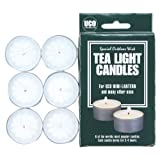 UCO Tealight Candles for Lanterns and General Use (Pack of 6) by UCO