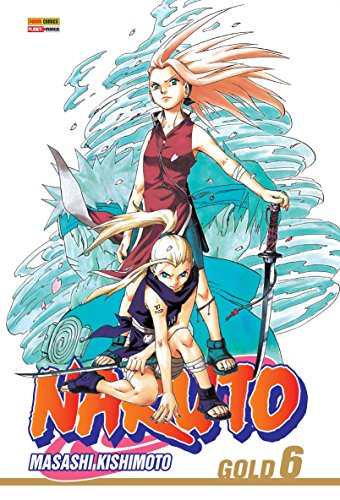 Naruto Gold - Volume 6
