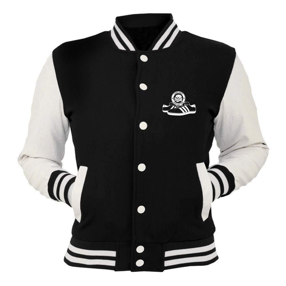 Speed - Chaqueta College Negra T1248 Chelsea Head Hiners ...