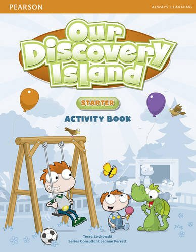 [PDF] Our Discovery Island Starter Activity Book Free Download | Publisher : Pearson Education | Category : Languages | ISBN 10 : 1408251256 | ISBN 13 : 9781408251256