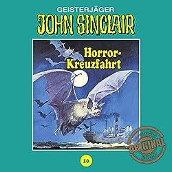 Horror-Kreuzfahrt (John Sinclair - Tonstudio Braun Klassiker 10)