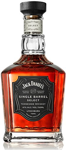 Scotch Whisky Distillers (Jack Daniel's Single Barrel Whiskey, 750 mL, 94 Proof)