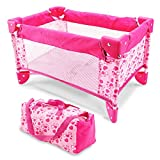 Best Badger Basket Baby Cribs - Baby Doll Bed Playpen Furniture Playset for Dolls Review