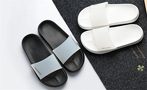 Indoor Slip Femme Bottom Homme Male Thick Summer Slippers Slippers Home TELLW Cool Bathroom Anti Female 8pv5vqw