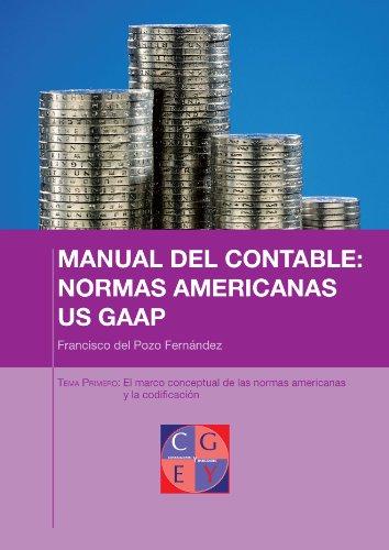Amazon Com El Marco Conceptual De Las Normas Americanas Y
