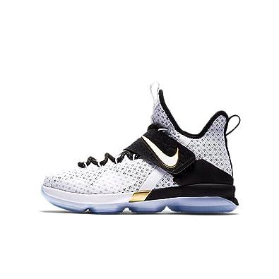 LeBron XIV BHM Big Kids' Basketball Shoe 869976-100