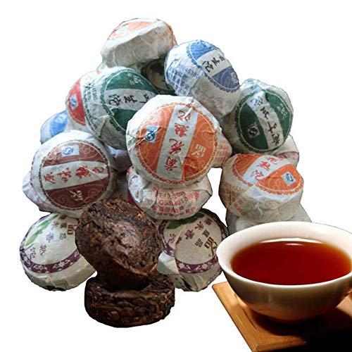 10 pcs Puer Tea China Tuocha Pu'er tea 60g (0.13LB) Green tea Black tea Chinese tea Pu er tea Raw tea Puerh tea healthy…