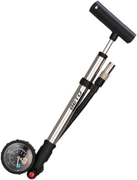 Beto sp-002agn aleación Bicicleta Shock Bomba con manómetro ...