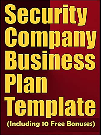 Amazon security company business plan template including 10 kindle price 499 accmission Images