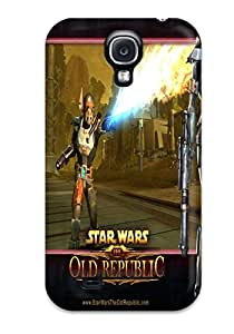Premium Protection Star Wars Republic Old Star Wars The Old Republic Case Cover For Galaxy S4- Retail Packaging