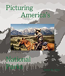 Book Cover: Picturing America's National Parks