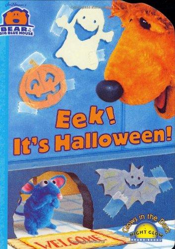 Eek! It's Halloween! (Bear in the Big Blue -