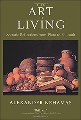 amazon com the art of living socratic reflections from plato to