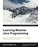 Learning Modular Java Programming