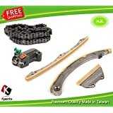 Fit HONDA ACCORD L4 2003-2007 CR-V CIVIC ACURA TSX K24A1 A3 A8 2.4L Replacement Timing Chain Kit
