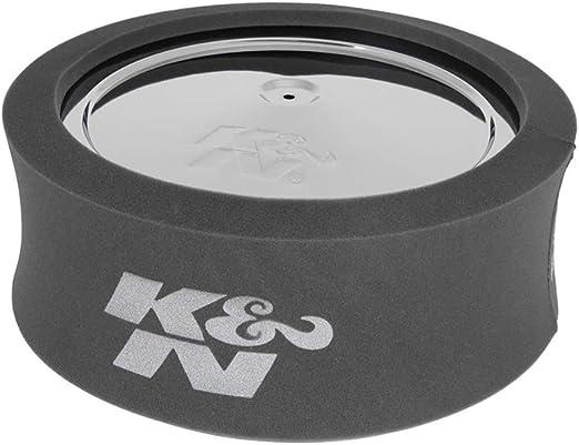 K & N 25 - 5700 Filtro de aire Espuma Wrap Coche y Moto: Amazon.es ...