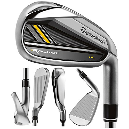 TaylorMade Lady RocketBladez HL Iron Set Right 4-PW,AW TaylorMade Rocketfuel 45 Graphite Ladies N1453903