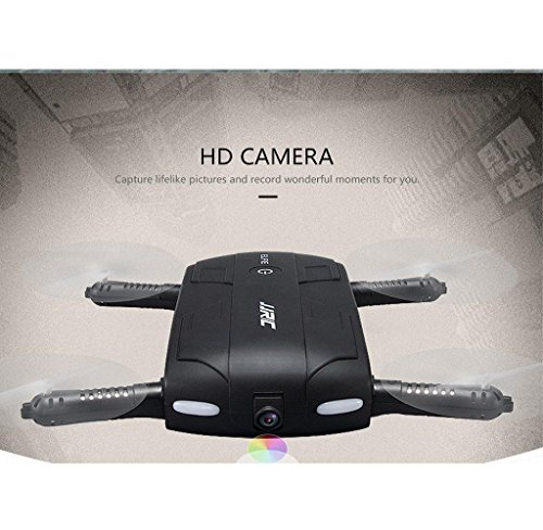Helicopter,Sumilulu H37 Altitude Hold w/ HD Camera WIFI FPV RC Quadcopter Drone - Selfie Foldable