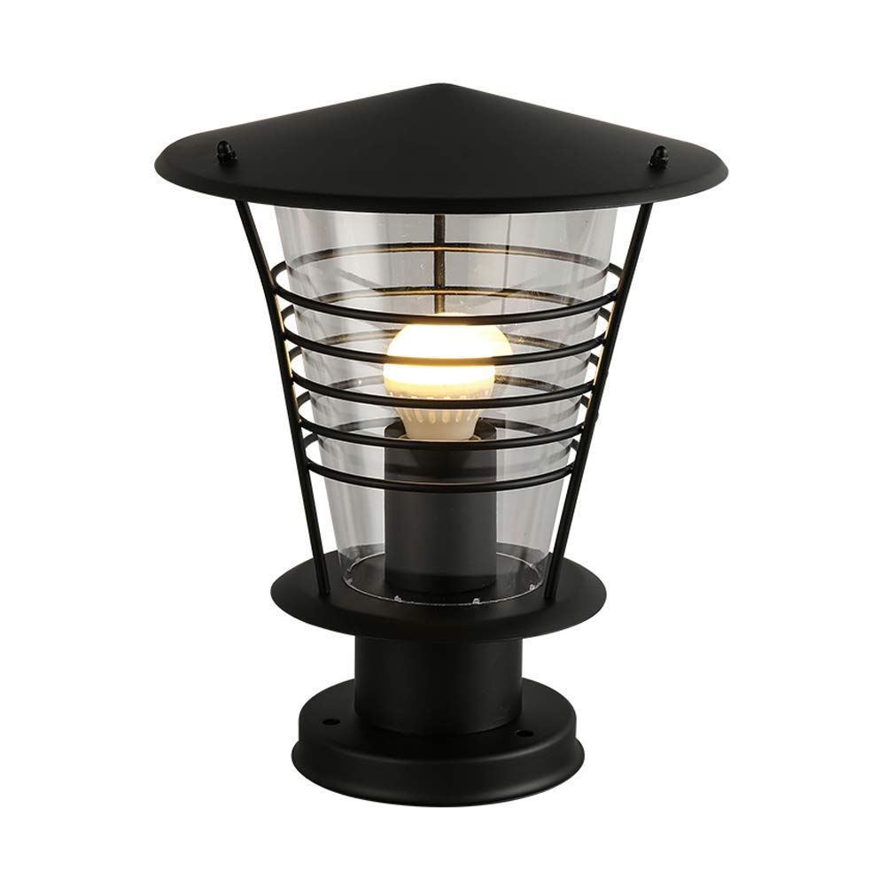 Luminaires extérieur Wapipey Américain Moderne En Acier ...