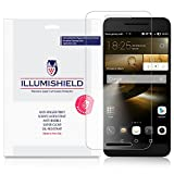 iLLumiShield - Huawei Nexus 6P Screen Protector {2015} Japanese Ultra Clear HD Film with Anti-Bubble and Anti-Fingerprint - High Quality Invisible Shield - Lifetime Warranty - [3-Pack]