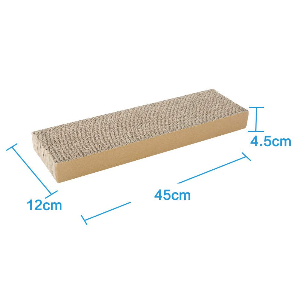 C Corrugated Paper Grabbing Claw Plate wear-Resistant cat Scratch pad cat ToyC