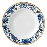Wedgwood Hibiscus Rim Soup Plate 9''