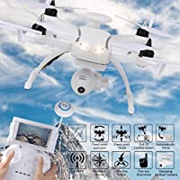 Kanzd KAIDENG 130 WIFI 0.3MP Camera FPV RC Quadcopter MINI Pocket Foldable Drone