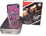 Zippo WWF LITA Wrestling Lighter