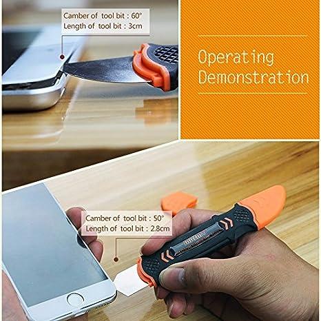 Amazon.com: Pala de metal para reparación de teléfono móvil ...