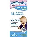 Vitabiotic Wellkid Baby Syrup 150ml