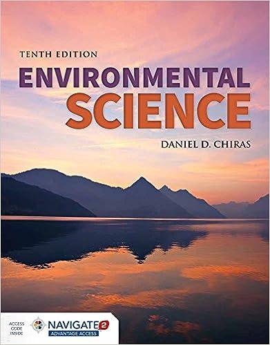 environmental science chiras ninth edition