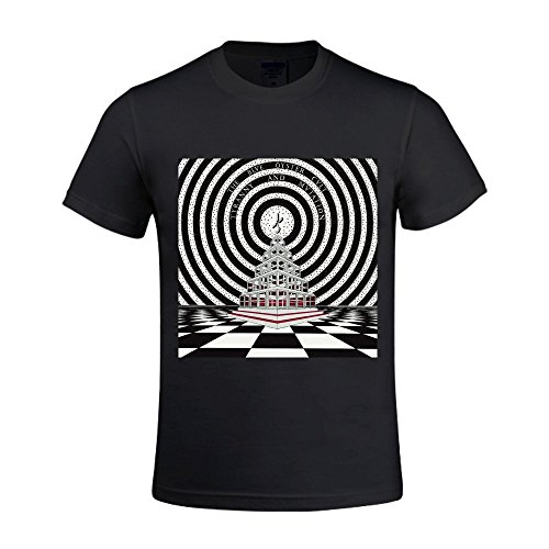 (Blue Oyster Cult Tyranny And Mutation Black Tee Shirts For Men Black)