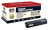 SNP Compatible Toner Cartridge Samsung D111S 111L MLT-D111S MLT-D111L -1Black, Compatible with Samsung Xpress SL-M2020W Xpress SL-M2070W Xpress SL-M2070FW