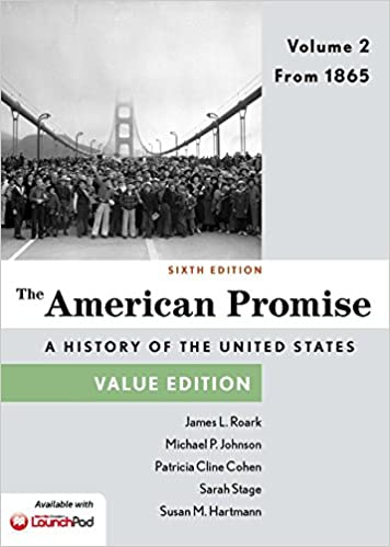 Amazon the american promise value edition volume ii sixth the american promise value edition volume ii sixth edition 2 6th edition kindle edition fandeluxe Gallery