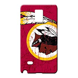 samsung note 4 Series Unique Cases Covers For phone mobile phone case washington redskins nfl football