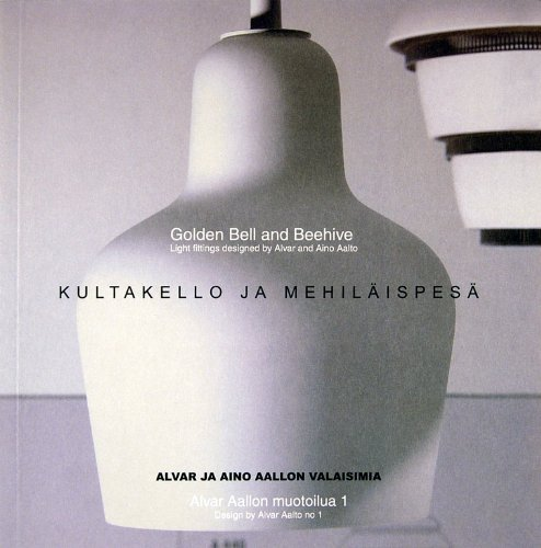 Golden Bell and Beehive: Light Fittings Designed by Alvar and Aino Aalto