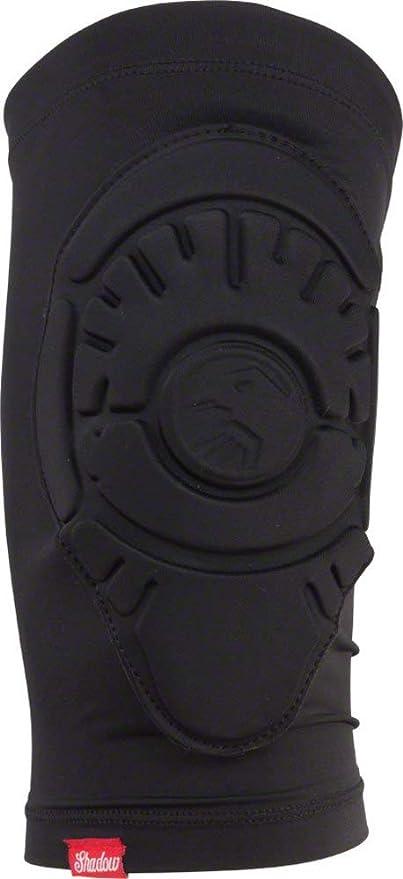 Black MD Shadow Invisa-Lite Knee Pads