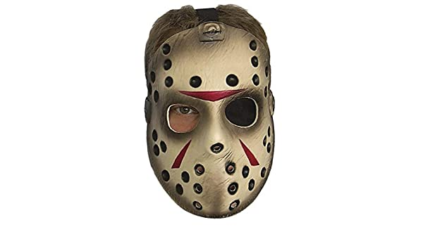 FRIDAY THE 13TH HOCKEY MASK JASON VORHEES (máscara/ careta): Amazon.es: Juguetes y juegos