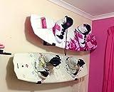 StoreYourBoard Naked Wake, Wakeboard Wall