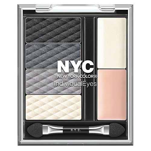 N.Y.C. INDIVIDUAL EYES EYE SHADOW POWDER #944 SMOKEY CHARCOA