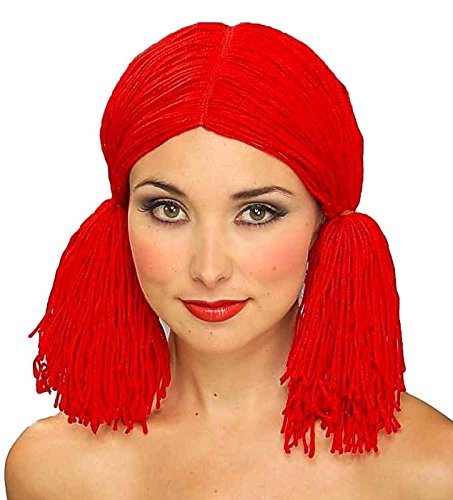 Rag Doll Girl Wig Costume Accessory ()