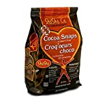 Shasha Co Cocoa Snap Cookie Bags, 300 grams