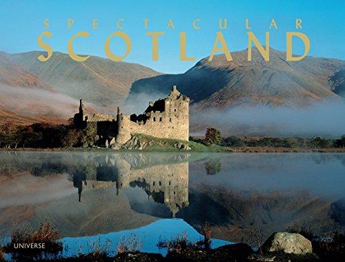 Spectacular Scotland by James Gracie