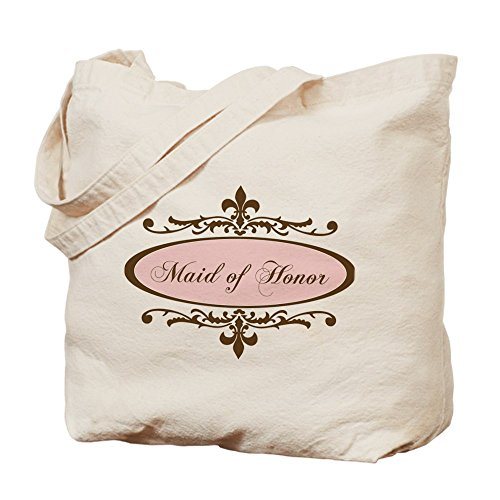 CafePress Unique Design Maid of Honor Tote Bag - Standard Multi-color by CafePress