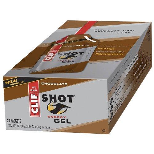 Clif Shot Energy Formula Pack