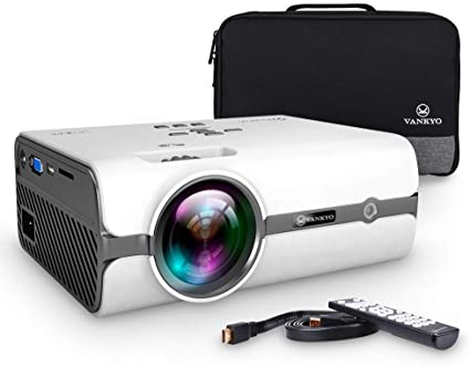 Amazon.com: VANKYO Leisure 410 Proyector LED con 3600 Lux ...