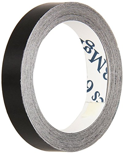 Lightweights Stealth Tape, 100-inch Roll, Black