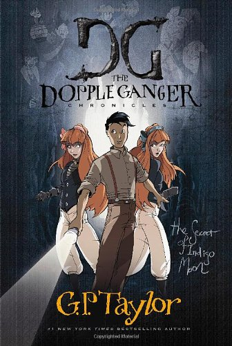 Download The Secret of Indigo Moon (The Dopple Ganger Chronicles) ebook